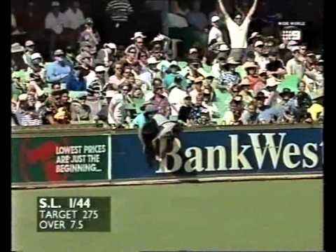 1996 Wills Cricket World Cup Montage