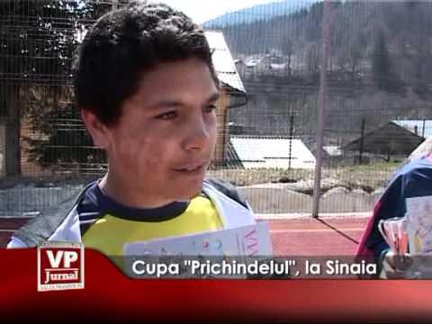 "Cupa ""Prichindelul"", la Sinaia"