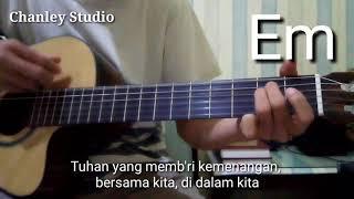 belajar gitar - bersorak sorai TW