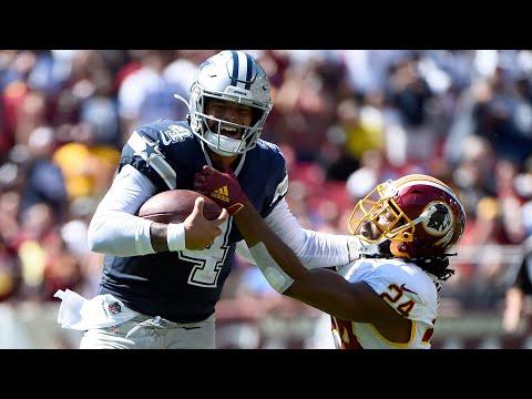 Are You Impressed Now, Josh Norman? Dallas Cowboys STOMP Washington Redskins 31-21!