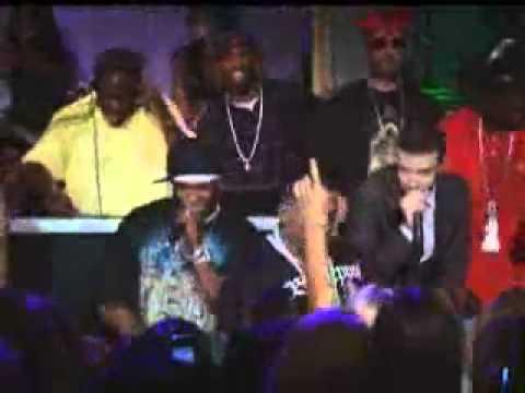 LIVE 50 Cent feat  Justin Timberlake   Timbaland   Ayo Technology