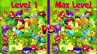 Compare Every Plant Level 1 vs Max Level Plants vs Zombies 2 Newspaper Zombie . Plants with power up for each round.Click Here to Discord Server  ►  https://discord.gg/8hCZwnBFeatured PvZ2 Gameplay ►  http://ow.ly/YB1qNPvZ2 Modern Day Gameplay ►  http://ow.ly/YB1AhPvZ2 Jurassic Marsh Gameplay ► http://ow.ly/YB1J7More info about the game:Plants vs Zombies 2Platforms: IOS, AndroidPublisher: EA - Electronic ArtsDeveloper: PopCap GamesThanks for every Like, Share, and Comment!