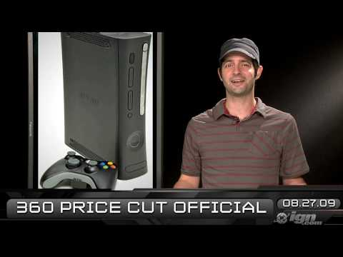 preview-IGN Daily Fix, 8-27: A 360 Price Drop, and Snow Leopard News (IGN)