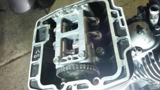 7. Kawasaki Vulcan 800 ~Valve Clearance Adjustment~ EVERY 6000 MILES! (VN800B/C/A/Drifter/Classic),)