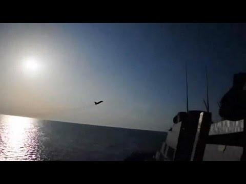 Επιθετικές υπερπτήσεις της Ρωσίας πάνω από αμερικανικά πλοία καταγγέλλουν οι ΗΠΑ