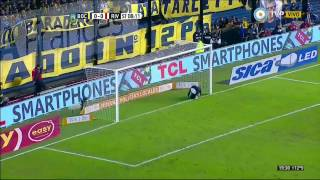 Boca Juniors 2 - 0 River - Fecha 11 Torneo Argentino 2015