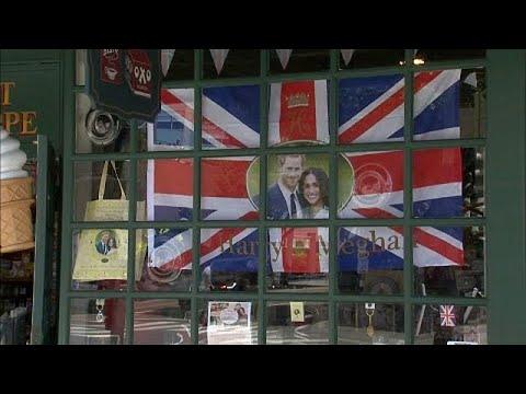 Στον πυρετό του βασιλικού γάμου οι ΗΠΑ