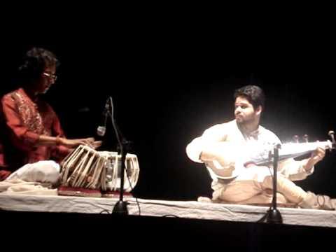 Raga Kafi - madhyalaya and drut