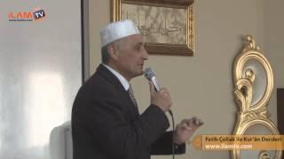 Fatih Çollak Namaz Sureleri (Fatiha Ve Kevser Suresi) - (Kuran Ziyafeti 39)