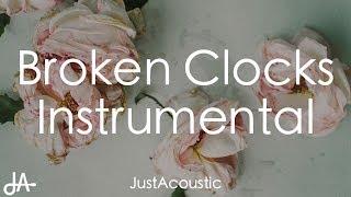 Video Broken Clocks - SZA (Acoustic Instrumental) MP3, 3GP, MP4, WEBM, AVI, FLV Maret 2018