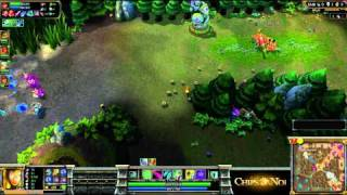 (HD140) Empire vs SK Qualifier IEM Kiev - G2 - League Of Legends Replay [FR]