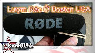 Video Đi lượm rác ở Mỹ luợm được cái microphone mi cô hiệu Rode giá $220usd_Trashpicked Rode Mic MP3, 3GP, MP4, WEBM, AVI, FLV September 2019