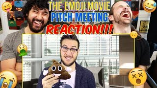 THE EMOJI MOVIE Pitch Meeting - REACTION!!! by The Reel Rejects