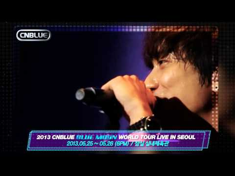 [CNBLUE] BLUE MOON World Tour Live in Seoul Trailer