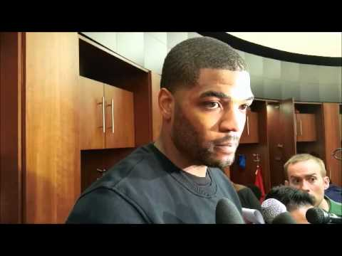 Josh Smith on win over Pelicans, hacking strategy