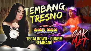 Video TEMBANG TRESNO - CREW RAMAYANA Goyang dengan Sendirinya - Kendang Cak Met New Pallapa MP3, 3GP, MP4, WEBM, AVI, FLV Desember 2018