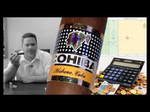 Cohiba Robusto - Der Inbegriff der kubanischen Zigarren, aber nur zum entsprechendem Preis   Tasting