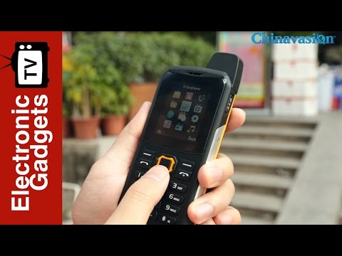 Budget Mini Rugged Outdoor Phone, 3000mAh, Power Bank Mode, Dual-IMEI, IP67, Walkie-Talkie, FM
