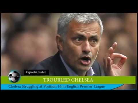 SPORTS CENTRE: TROUBLED CHELSEA