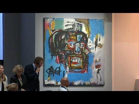 العرب اليوم - شاهد: بيع لوحة للرسام الأميركي الراحل