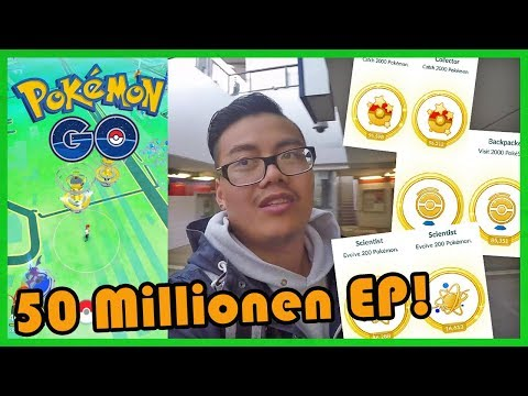 50 MILLIONEN EP geschafft?! Pokemon Go Travel Thanksgiving Event Tag 2! Pokemon Go!