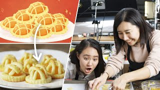 Video Can This Chef Recreate My Childhood Cookie? • Tasty MP3, 3GP, MP4, WEBM, AVI, FLV Maret 2019