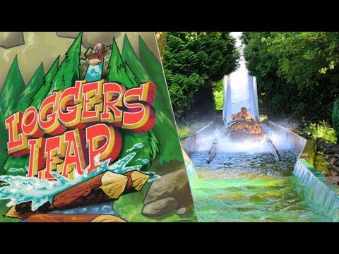 Goodbye Loggers Leap! Memories Of A Thorpe Park Classic