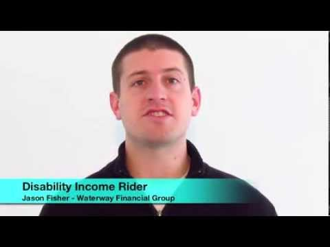 Life Insurance Riders | Disability Income Rider