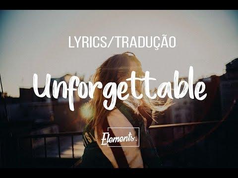 Quote of the day - Robin Schulz Feat. Marc Scibilia - Unforgettable [Lyrics/Traduçao]