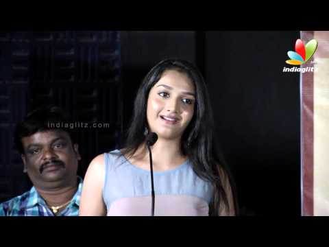 Vinay, Actress Maanu and Director Saran at Ayirathil Iruvar Press Meet | Samuthrika, Swasthika