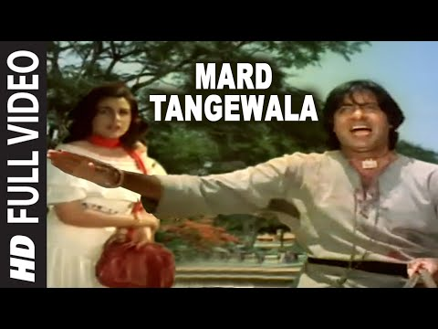 Mard Tangewala Full Song   Mard   Amitabh Bachchan