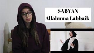 Video SABYAN - ALLAHUMMA LABBAIK ( MV ) _ REACTION MP3, 3GP, MP4, WEBM, AVI, FLV Maret 2019
