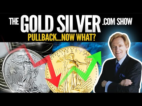 Pullback...Now What? The Gold Silver Show - Mike Maloney