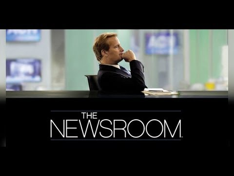 Why You Must Watch The Newsroom Even If You Hate It