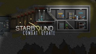 Tiyuri, GeorgeV, Supernorn and Armagon test out the upcoming combat update with a quick run through the Lunar Base. NOTE: These changes are NOT a part of the new unstable update, but will be part of the next one.Follow us elsewhere!Blog: http://playstarbound.com/Facebook: https://www.facebook.com/playstarboundgameTwitter: https://twitter.com/starboundgame