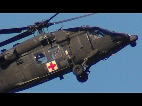 The Sikorsky UH-60 Black Hawk is...