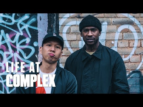 TEAM VIRGIL ABLOH vs TEAM SKEPTA! (LONDON TRIP DAY 2) | #LIFEATCOMPLEX
