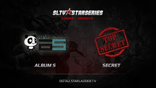 Secret vs AlbumS, game 1