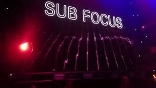 Sub Focus @ Together Amnesia Ibiza PT2 06/14/2016