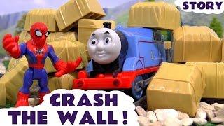 Crash the Wall