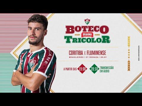 FluTV - Coritiba x Fluminense - AO VIVO - Transmissão em Áudio