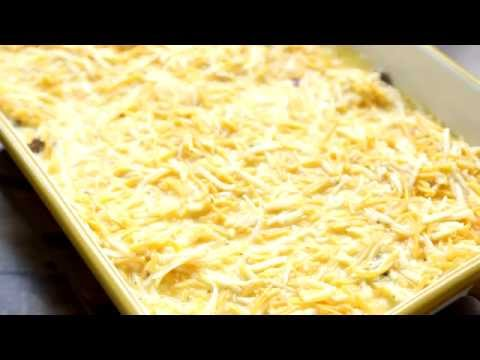 Brunch Recipes – How to Make Egg and Sausage Casserole