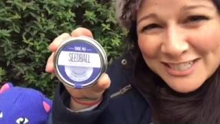 Get growing with Seedball