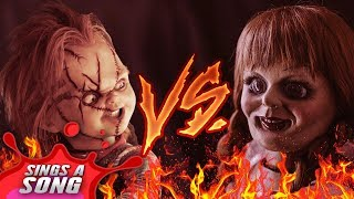 Nonton Chucky Vs Annabelle  Childs Play Vs The Conjuring Dolls Scary Horror Parody  Film Subtitle Indonesia Streaming Movie Download