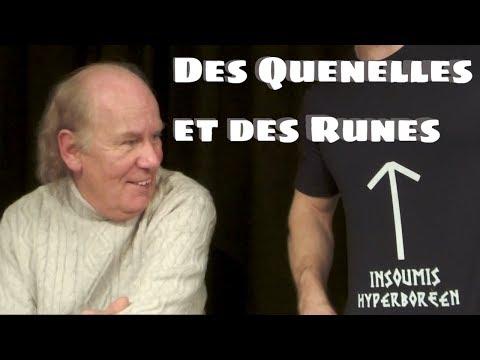 La révélation des Runes : Jacques Grimault & Oleg dé-MATRIX l'origine de l'humanité