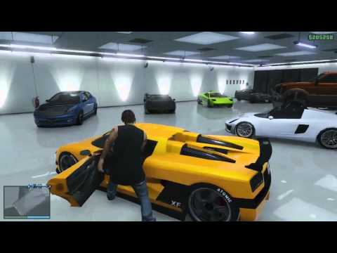 О крутости GTA5!