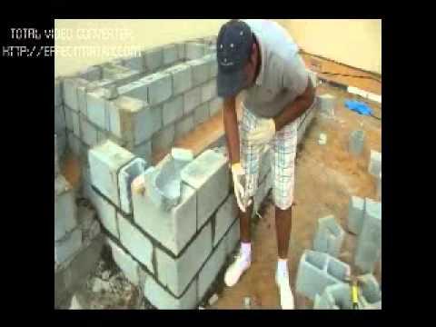 احمد العزاني كيف تصنع شلال الجزء الاول   how to make waterfall part 1