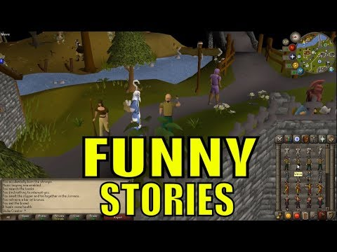 Funny Stories: Accidental Injuries from Childhood
