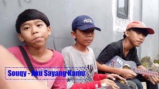 Download Lagu Souqy - Aku Sayang Kamu Cover Kentrung Mp3