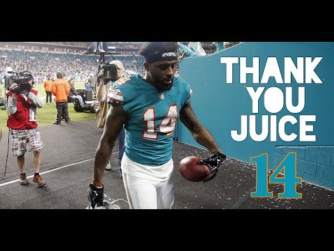 Jarvis Landry || JUICE || Miami Dolphins Highlights